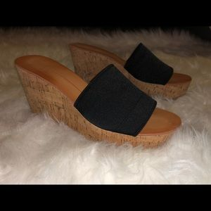 Dolce Vita Wedges Size 10.
